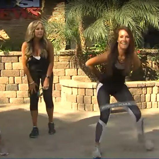 Kathy Babcock Band Workout