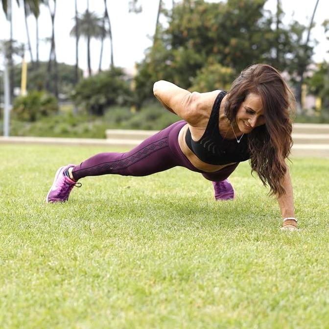 Meet Kathy Babcock Fitness Expert